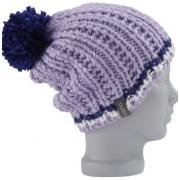 Burton Candy stripe amethyst kepurė w